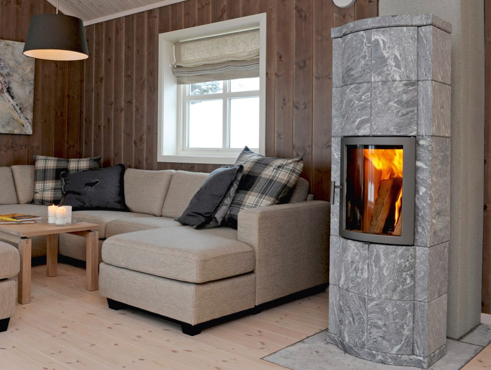 Poêles à bois Norsk Kleber Merethe +